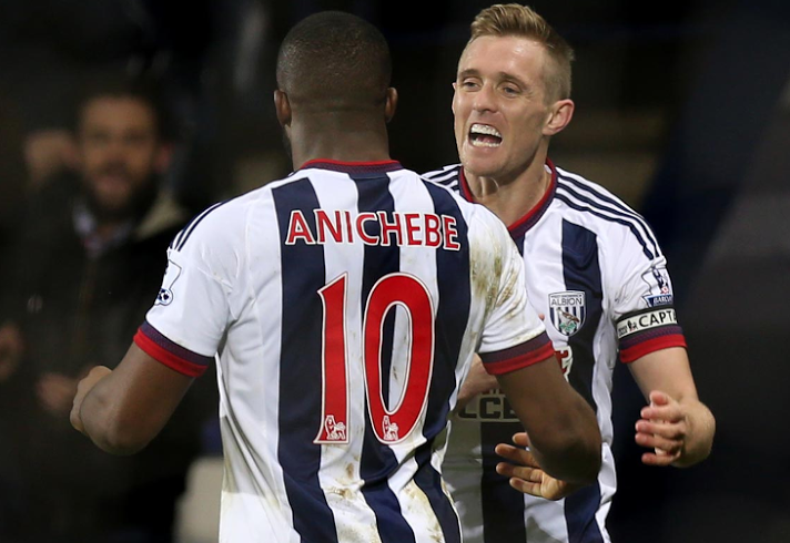 Impressive Anichebe Thanks West Brom Fans For Standing Ovation