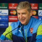 Wenger Rules Cech Out Of Arsenal Vs Man City, Dismisses Sanchez Celsea Move Talks