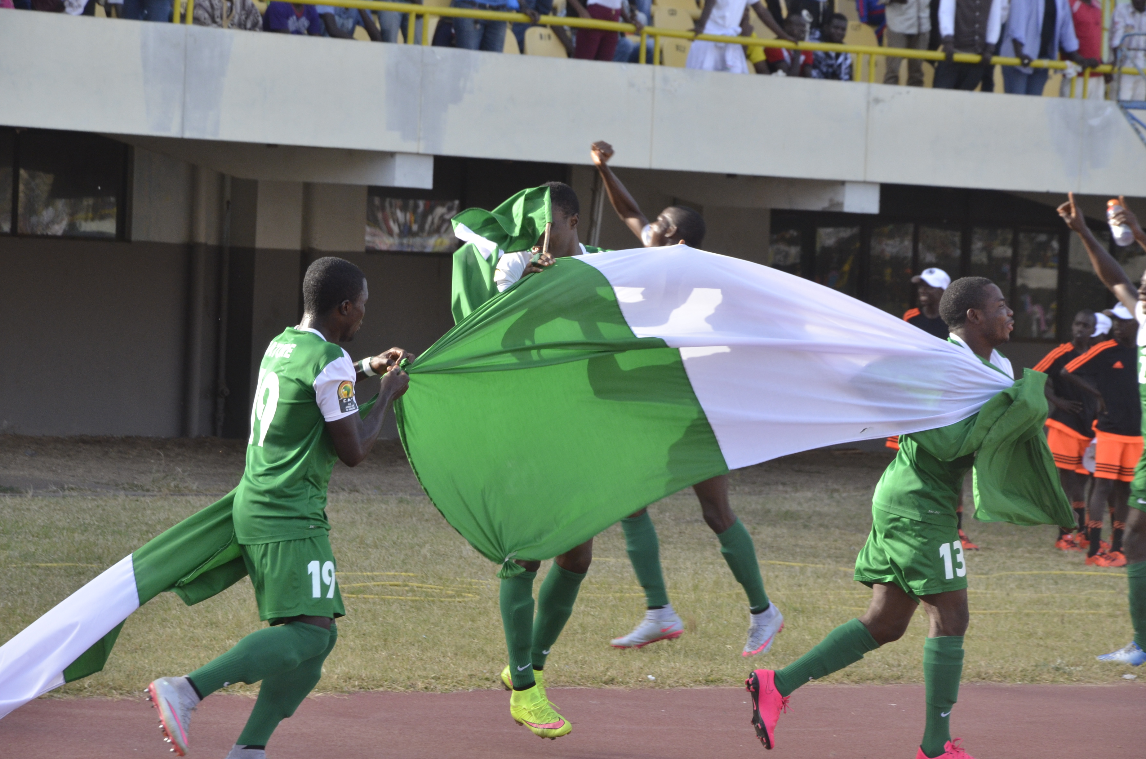 Babangida Hails Triumphant U-23 Eagles, Want Squad Boosted For Olympics