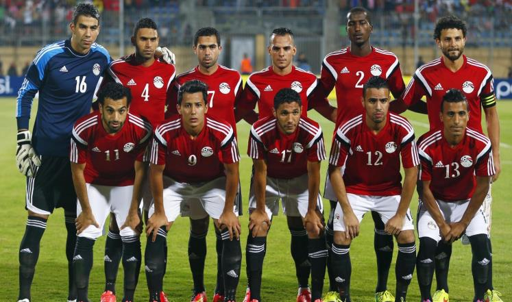 Egypt To Arrive In NigeriaMarch 22For AFCON Qualifier