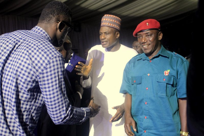 Sports Minister Warns NFF Against Illegal Sale Of Players