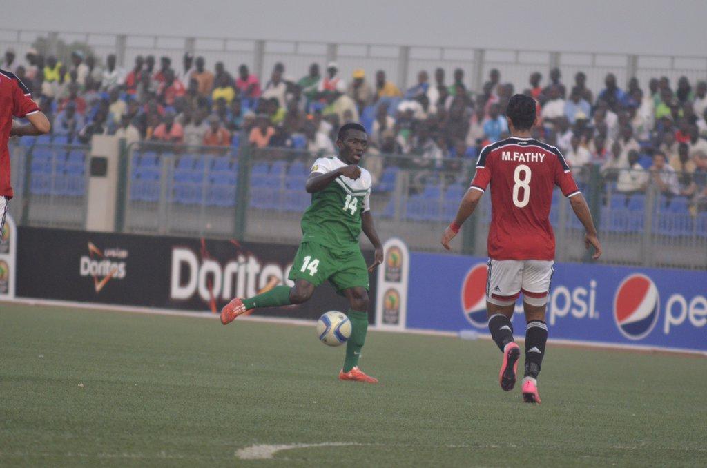 Kanu Backs U-23 Eagles To Qualify For Rio Olympics