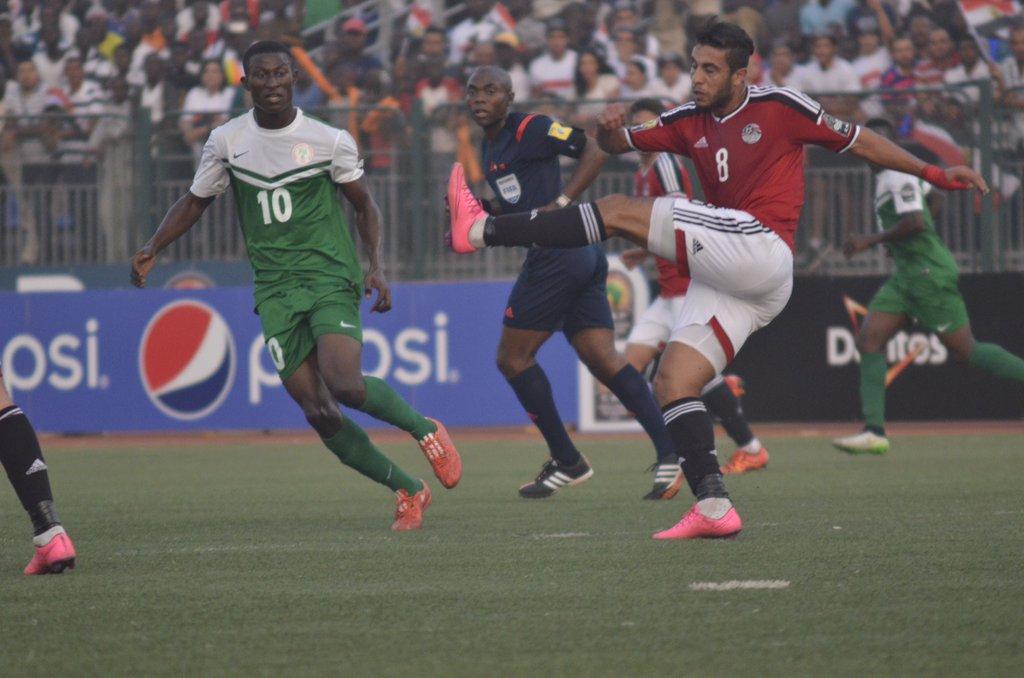 U-23 AFCON: Etebo Sure Nigeria Won't Lose Against Algeria