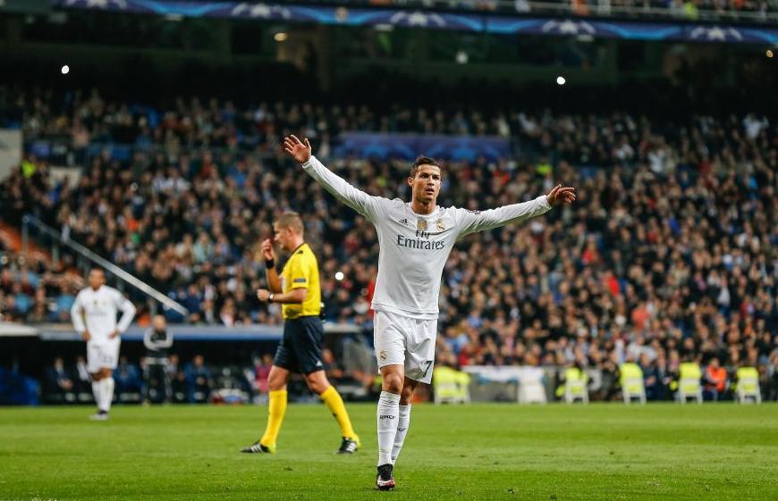 Ronaldo Sets Champions League Goals Record As Real Rout Malmo