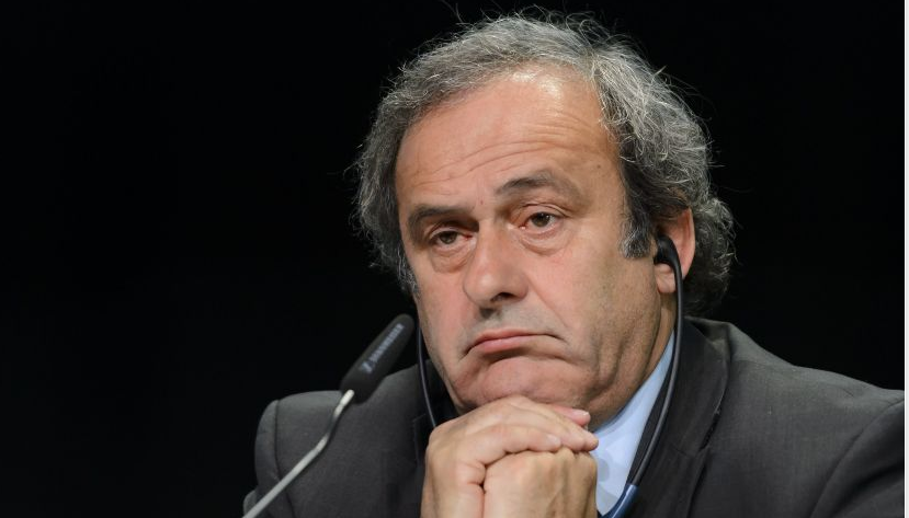 Platini Stays Banned As CAS Rejects Appeal