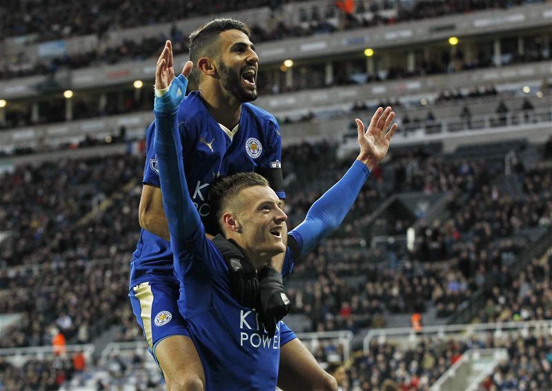 Leicester Beat Chelsea, Regain Premier League Top Spot