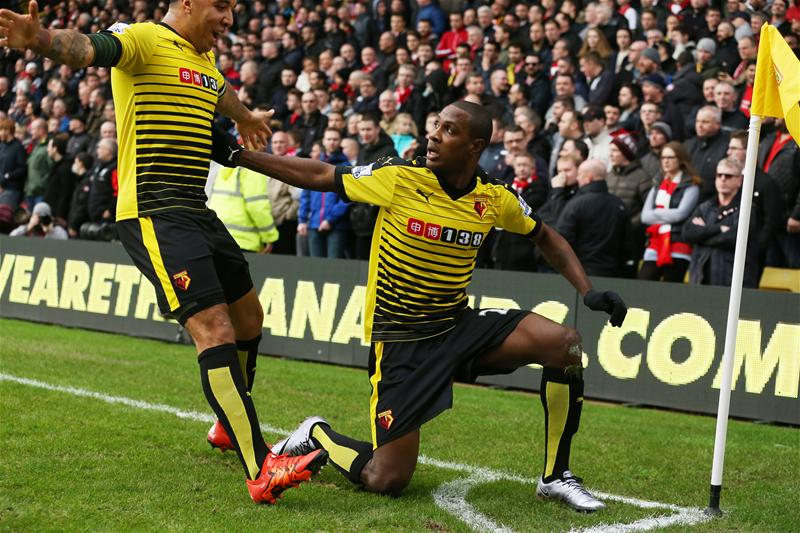 Ighalo Grateful To Deeney As Atletico Make £12m Move