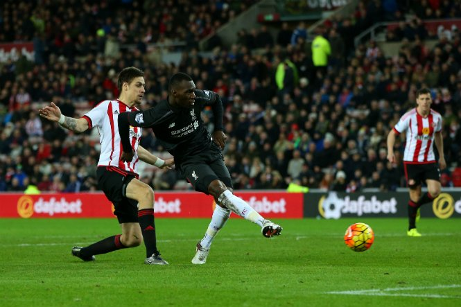 Benteke Strikes As Liverpool Edge Sunderland