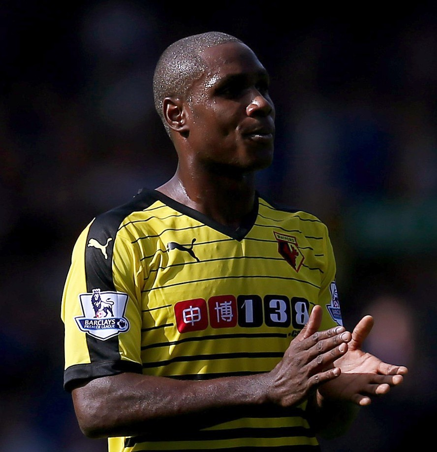 Ighalo: I Pray For More Goals In 2016