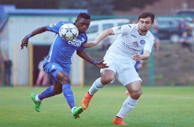 Michael Babatunde Set For Dnipro Exit In January