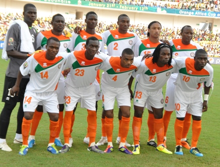 CHAN: Niger Play Ethiopia Friendly For Eagles