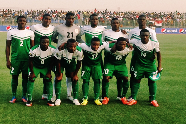U-23 Eagles To Play Brazil, England Friendlies For Olympics