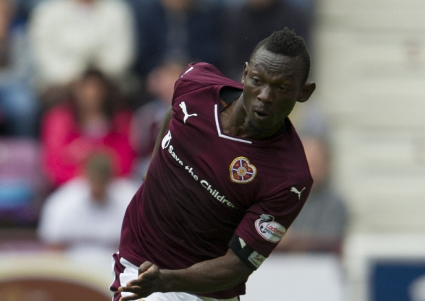 Oshaniwa Missing In Hearts' Europa League Win