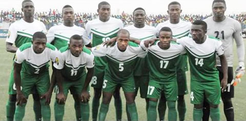 "U-23 AFCON: Echiejile Cautions Eagles Against ""Switching Off"" Vs Egypt"