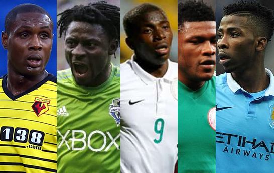 Image result for Nigerian Footballers