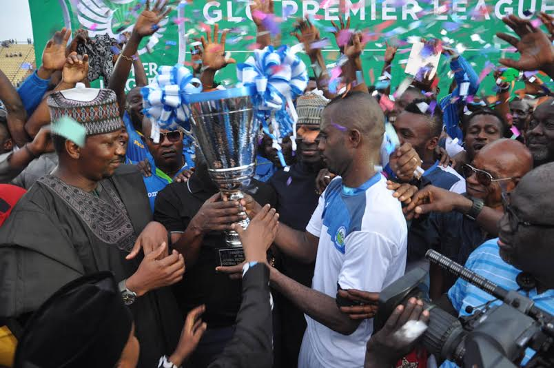 2015 REVIEW: High And Lows Of Glo Premier League