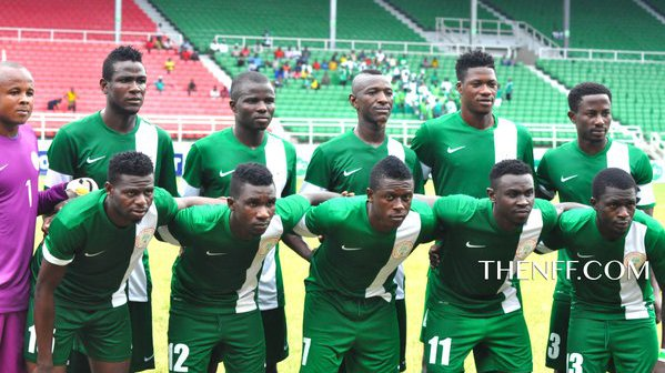 Home Eagles Beat Rising Stars Academy 3-0 In Friendly