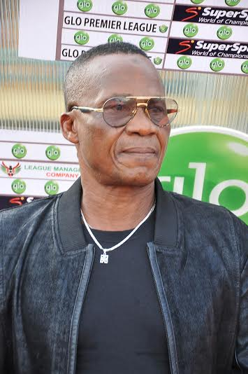 Ikhana: Enyimba Can Win Champions League, Salisu Not Oliseh Should Handle Home Eagles