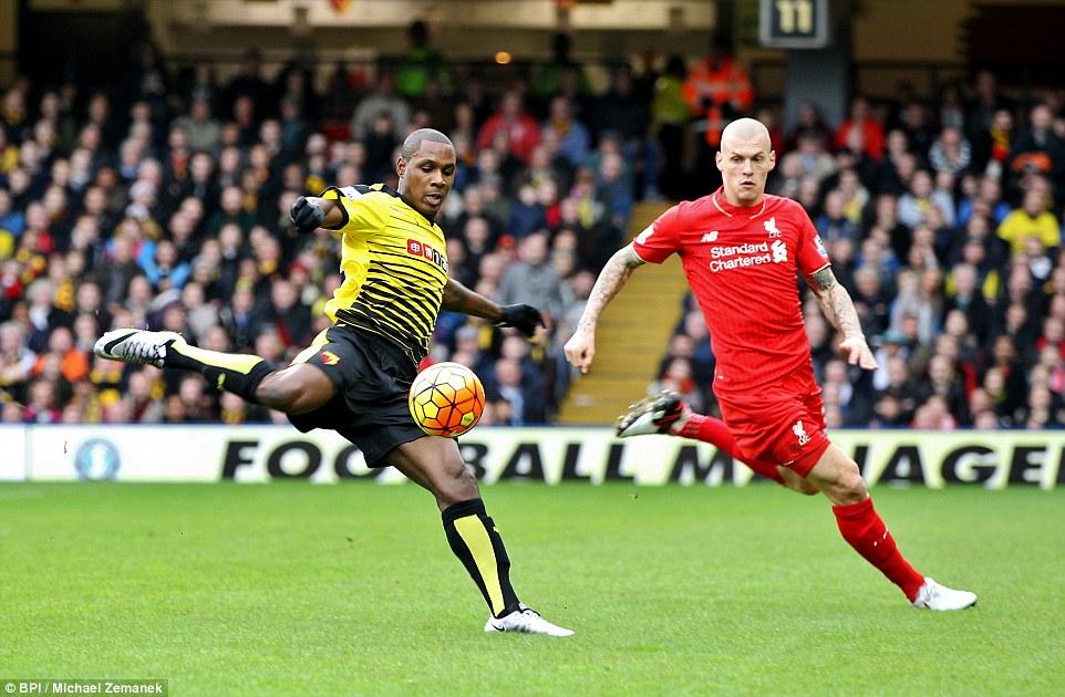 Kanu Urges Rampant 'Goal Machine' Ighalo To Keep Scoring