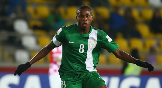 German Club In For‎ Eaglets Star Chukwueze