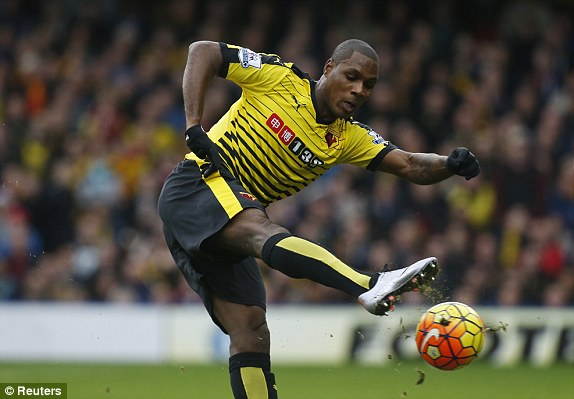 Oliseh: ‎Ighalo Is Proving His Class