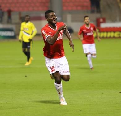 Ogu Hits First League Goal; Iwobi, Simon, Ambrose Benched