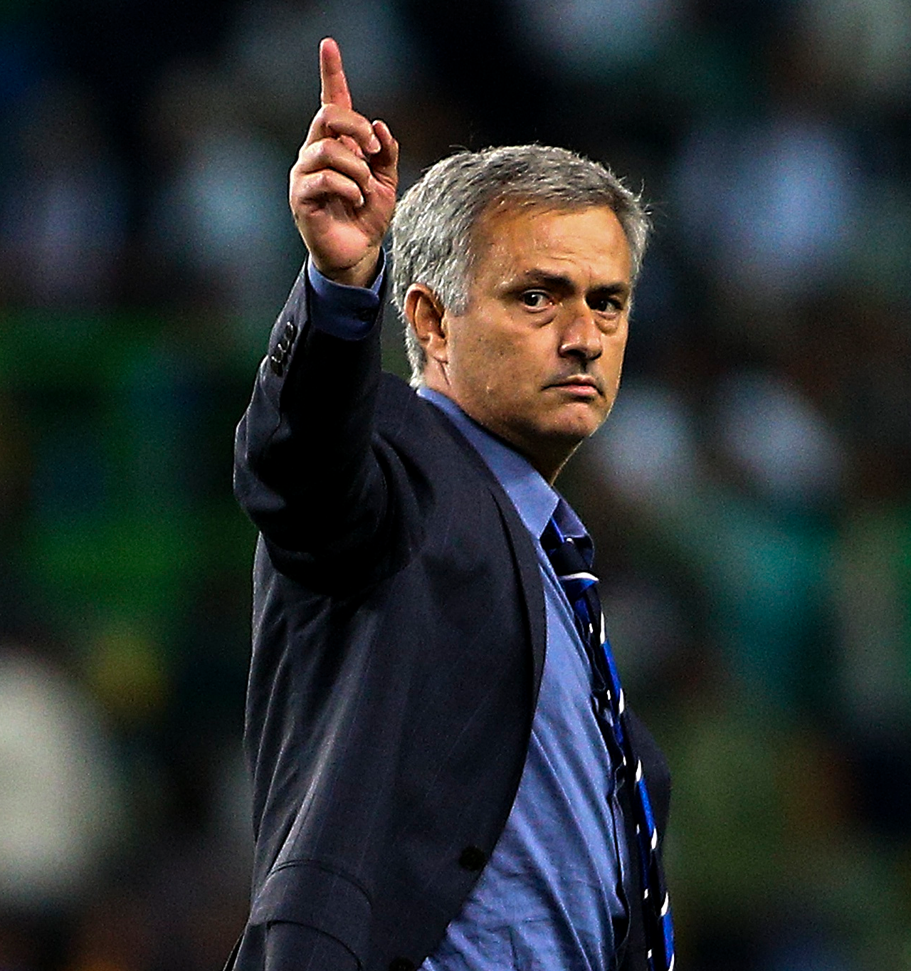 Mourinho Rejects Offer To Coach Syria