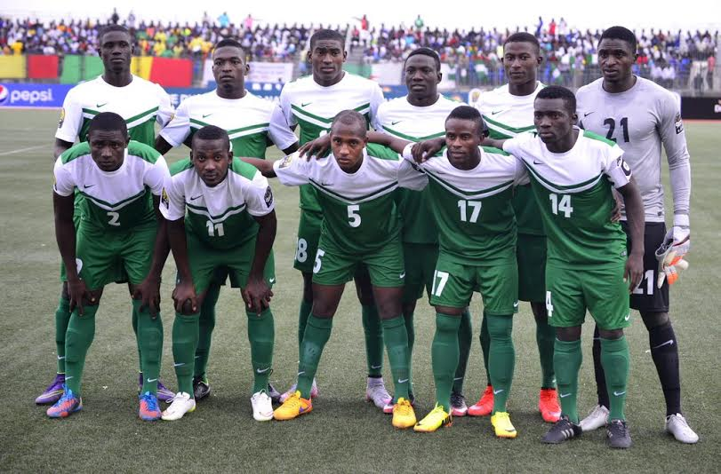How Champions U-23 Eagles Rated Vs Algeria