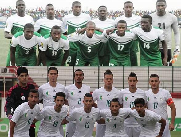 U-23 AFCON Final: 7 Memorable Clashes Between Nigeria, Algeria