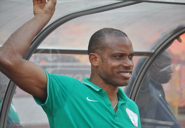 Oliseh Insists Home Eagles Won't Play For Draw Vs Guinea