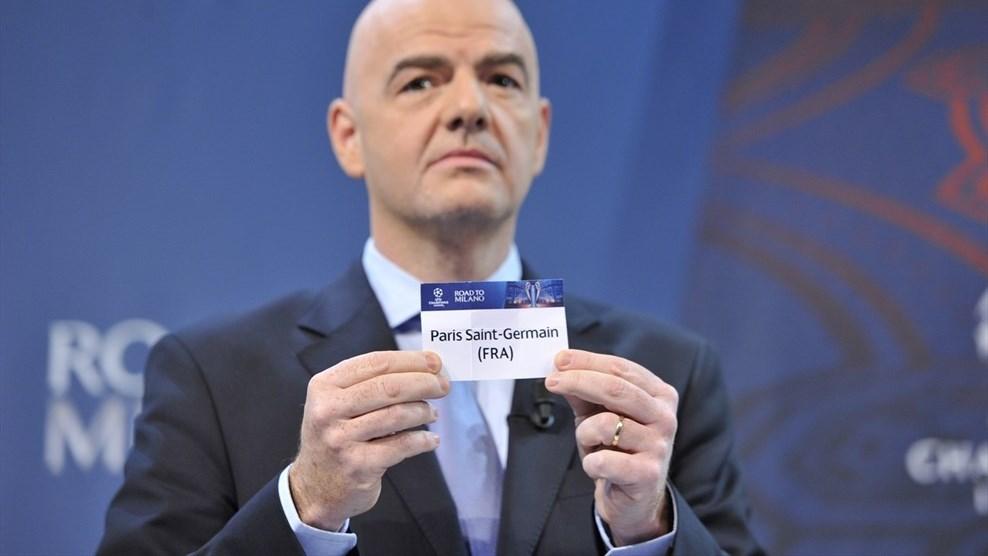 Champions League: Arsenal, Chelsea Draw Barcelona, PSG Again