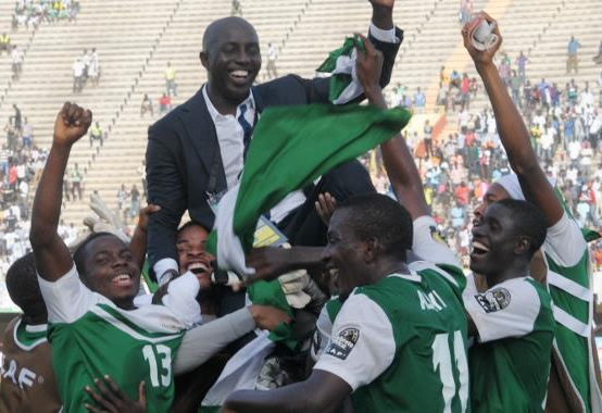 Siasia: Gods Of Soccer On Nigeria's Side Against Senegal