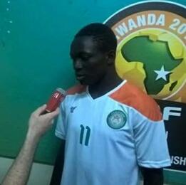 Niger Striker Adebayor: I Have No Nigerian Links