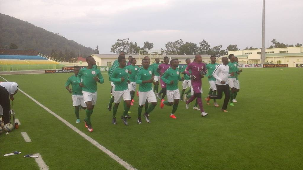CHAN: Eze To Replace Obaroakpo, Koffi Ruled Out For Niger