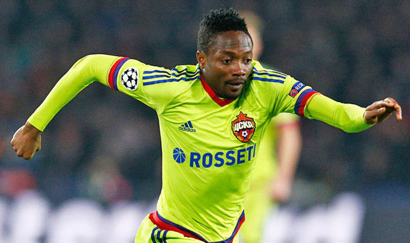 Man United Join Leicester In Race For Musa