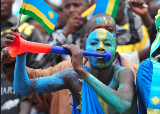 Rwanda Fans Want Eagles, Amavubi CHAN Final