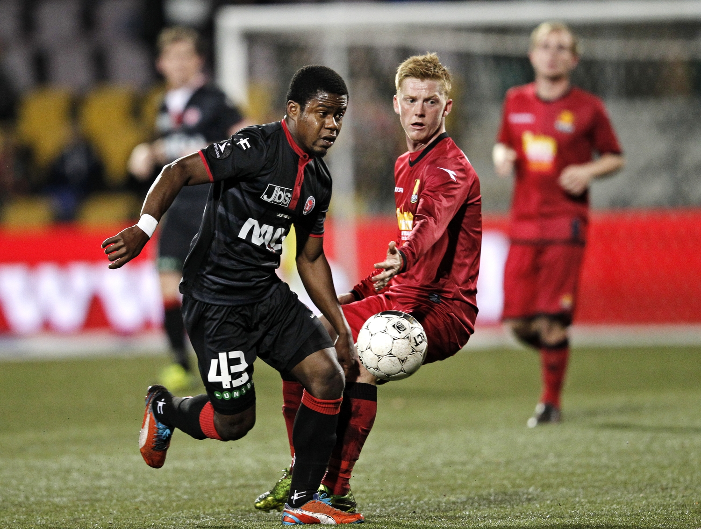 Izunna Scores On Odense Debut, Hails Teammates