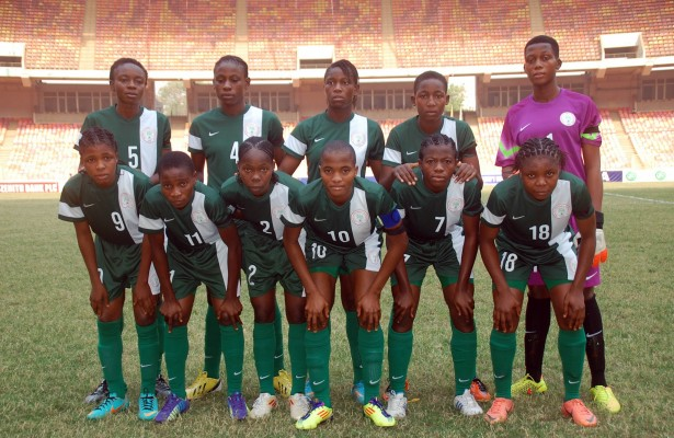 U-17 WWC: Flamingoes Drawn Against Brazil, England, Korea DPR