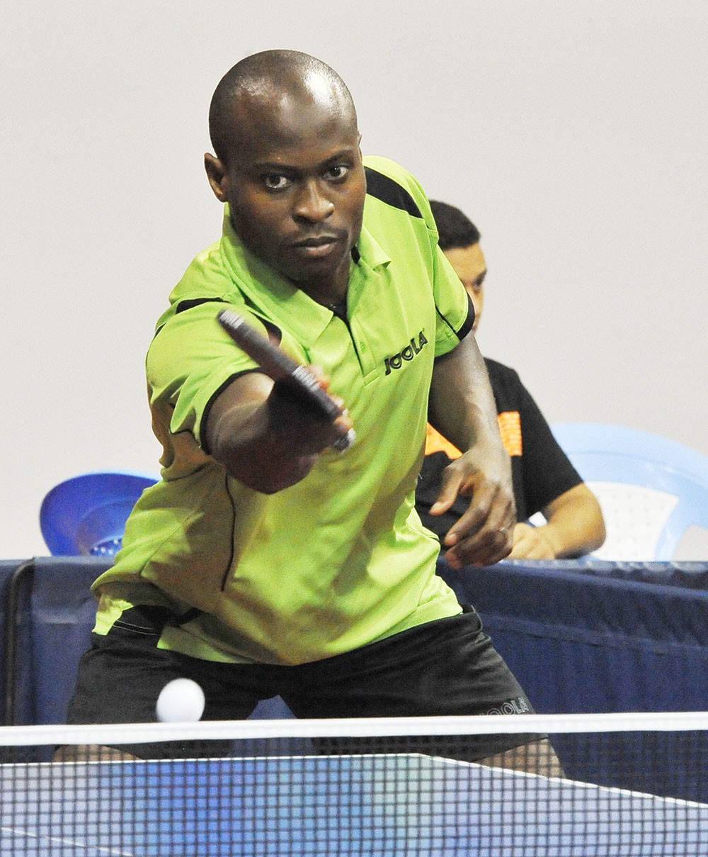 Africa T/Tennis Boss: Quadri Is Pride Of Africa In Rio