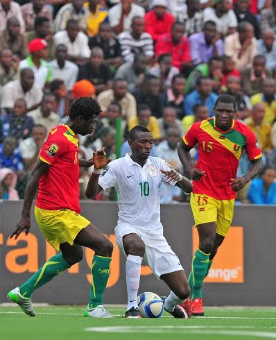 How Home Eagles Rated Against Guinea