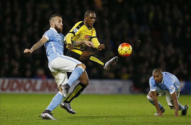 Man City End Ighalo Streak, Pip Watford
