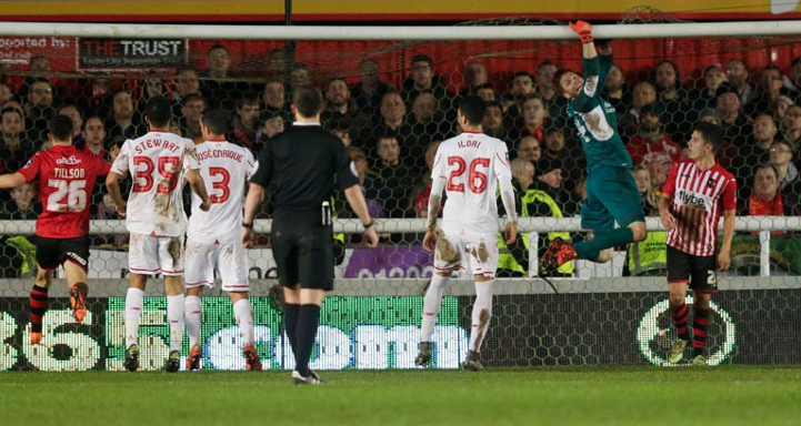 Liverpool Avoid Exeter Upset, Force FA Cup Replay