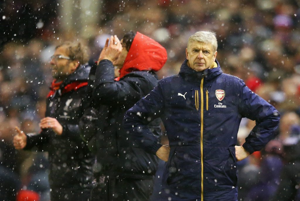 Wenger: Bad Decisions Cost Arsenal Against Liverpool