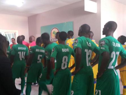 Rwanda Edge Cote d'Ivoire In CHAN Opener