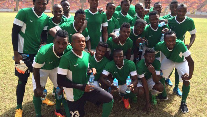 Nigeria 4-0 Niger: Eagles Unbeaten Against Mena