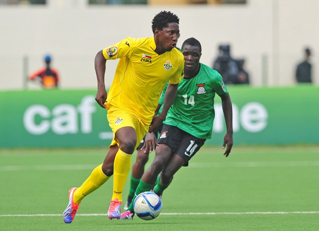 CHAN: Zambia Pip Zimbabwe In Group D Clash