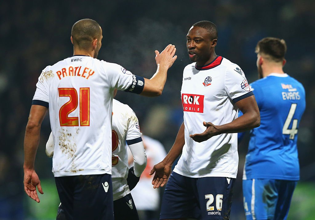 Ameobi Grabs Rare Assist In Bolton Victory; Ambrose, Anichebe Win