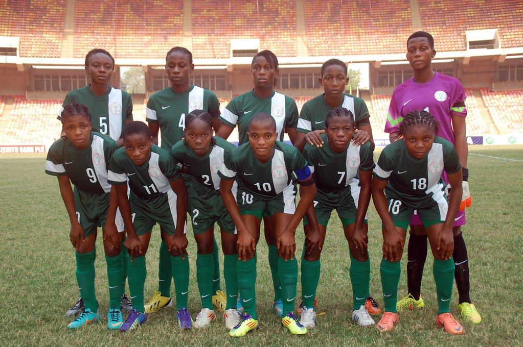 U-17 WWC Qualifier: Flamingoes Thrash Namibia 9-0 On Aggregate