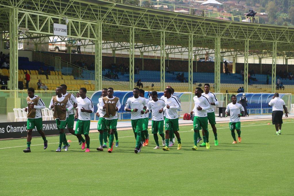 Home Eagles Hit Rubavu On Sunday For Guinea Clash