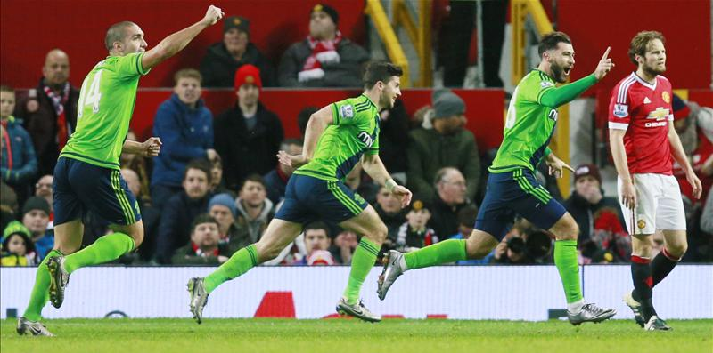 Southampton Beat Man United Again At Old Trafford